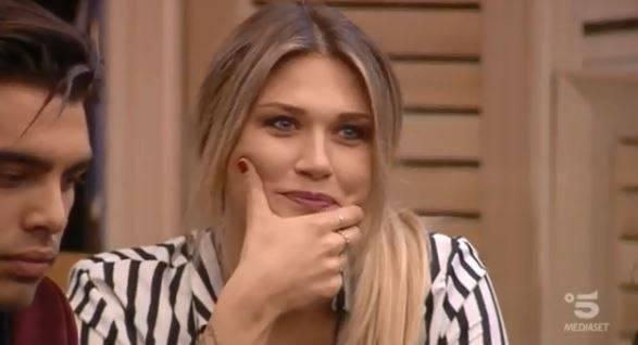 """Gf Vip, Benedetta Mazza contro Eleonora Giorgi: """"Sono un esempio per tutte le ragazze"""""""