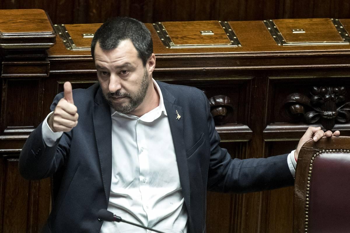"""E Salvini accelera sulla legge: """"Alla Camera già a gennaio"""""""
