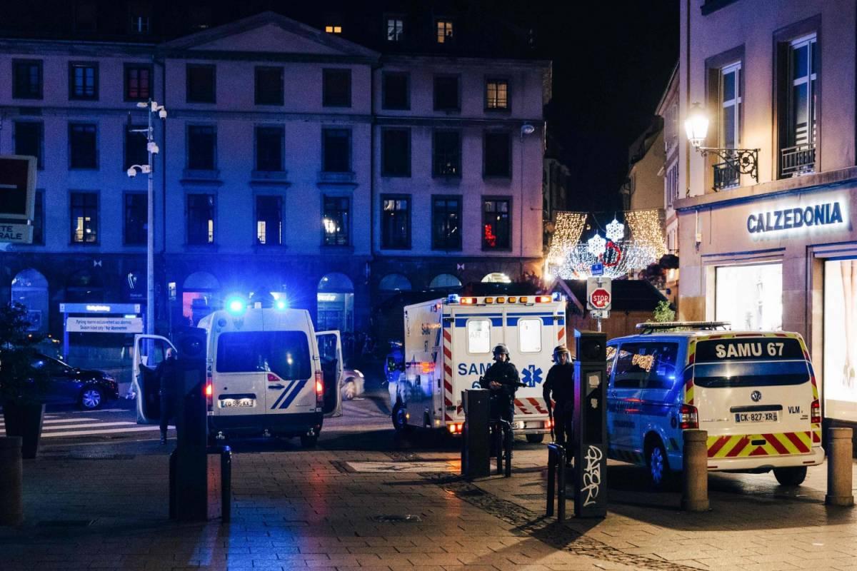 Strasburgo, arriva la teoria del complotto dei Gilet gialli