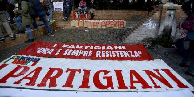 Antifascisti e tradimento del 25 Aprile