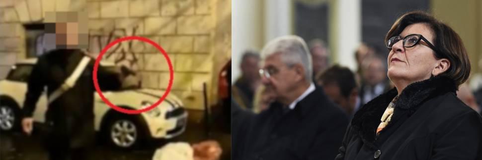 """Trenta difende il carabiniere aggredito: """"Quei balordi la pagheranno"""""""