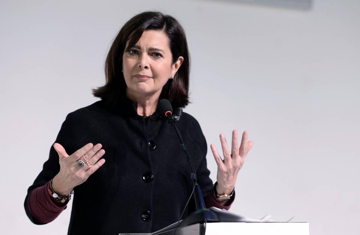 """Boldrini va da Fazio per """"incoronare"""" Greta paladina della sinistra"""