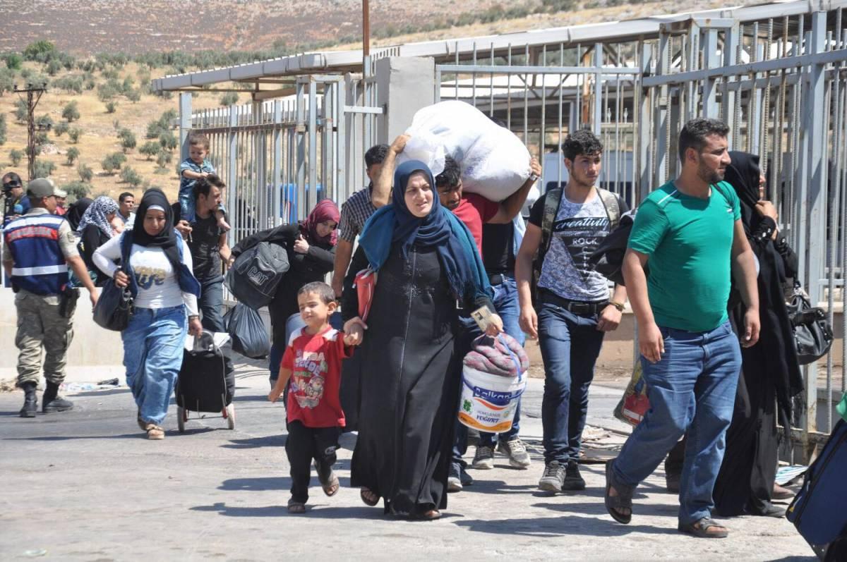 Le agenzie Onu: aiuti agli esuli per 5,5 miliardi nel 2019-2020