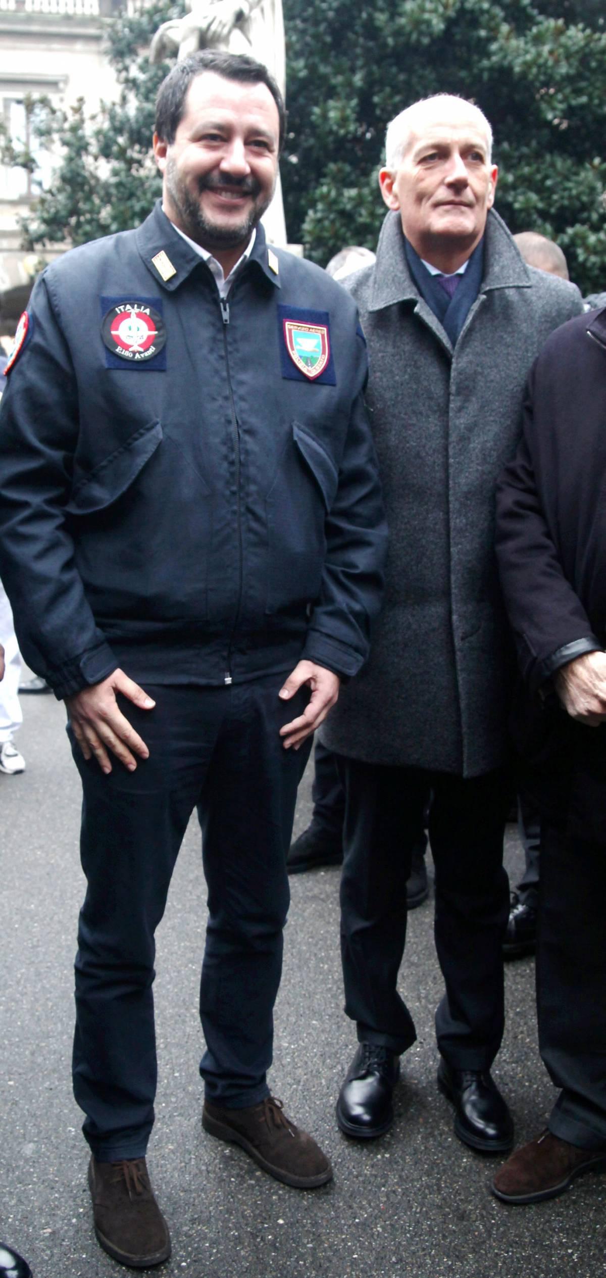 """Gabrielli punge Salvini: """"No alla giustizia porta a porta"""""""