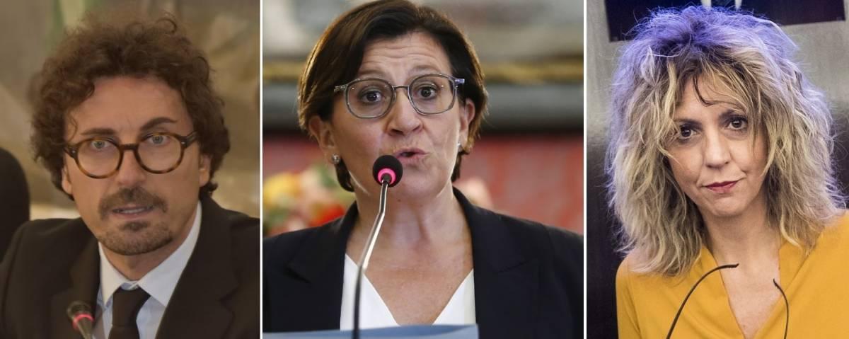 """Toninelli, Lezzi e Trenta ministri a rischio """"rimpasto"""""""