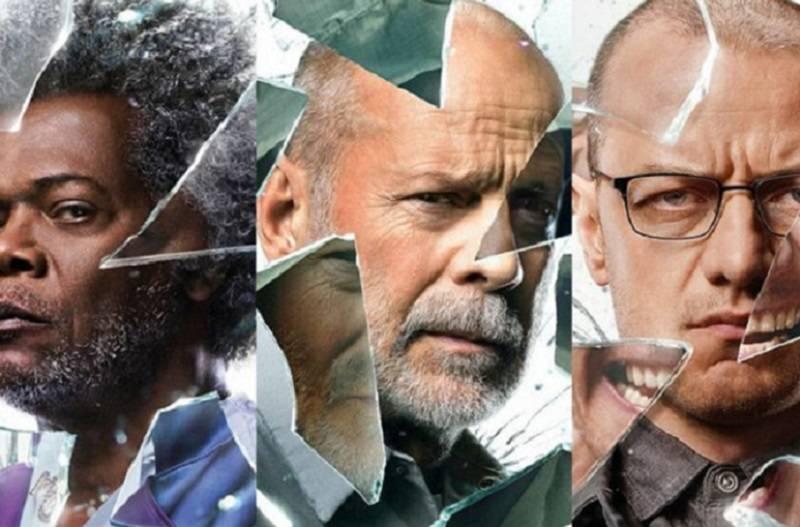 """La sfida di Shyamalan: """"Con Glass chiudo la trilogia dei supereroi"""""""