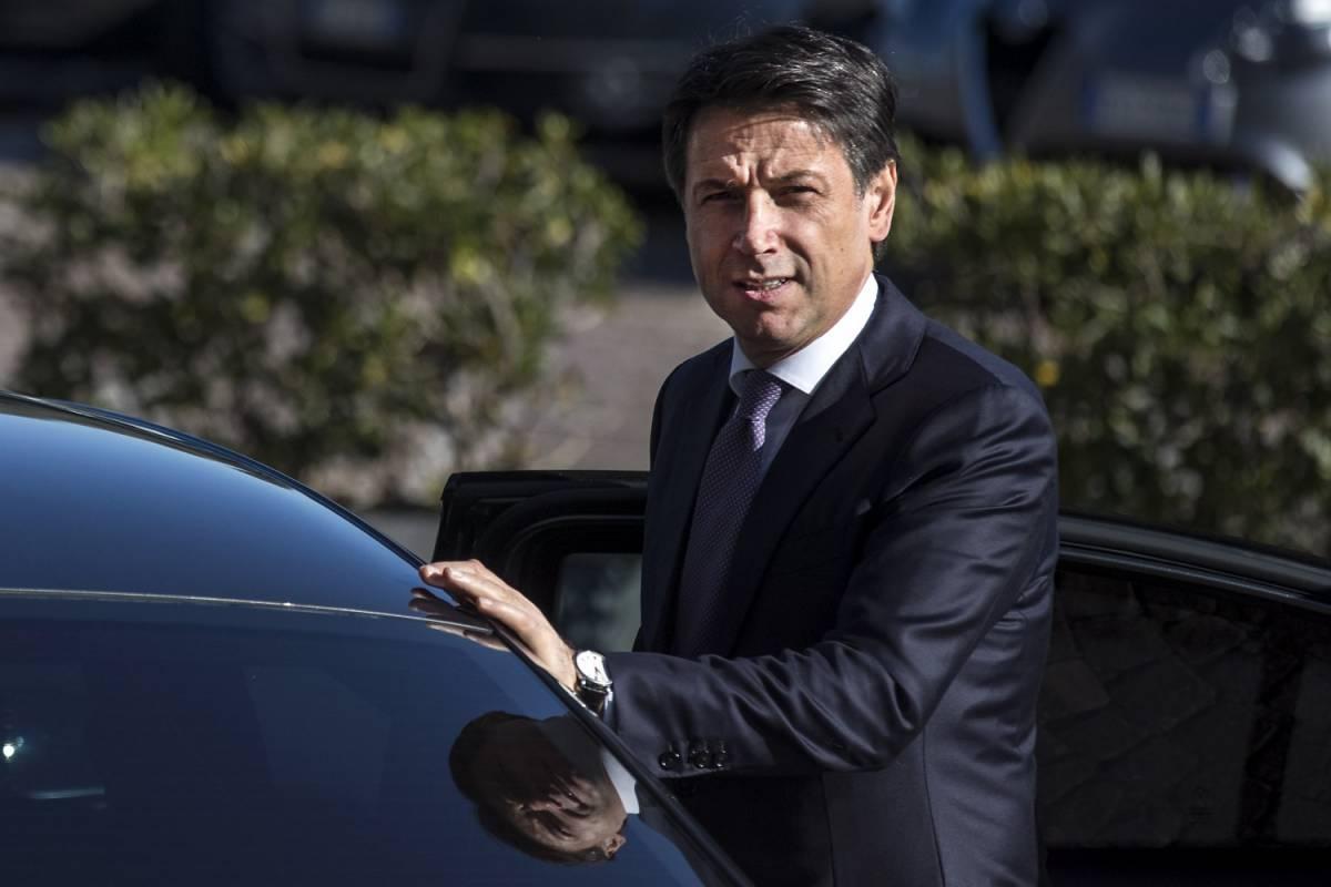 """Conte sul caso Diciotti: """"Mi assumo responsabilità"""""""