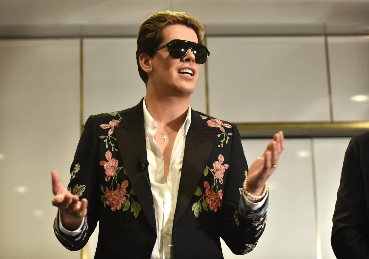 Ora il gay Milo Yiannopoulos guida l'etero pride