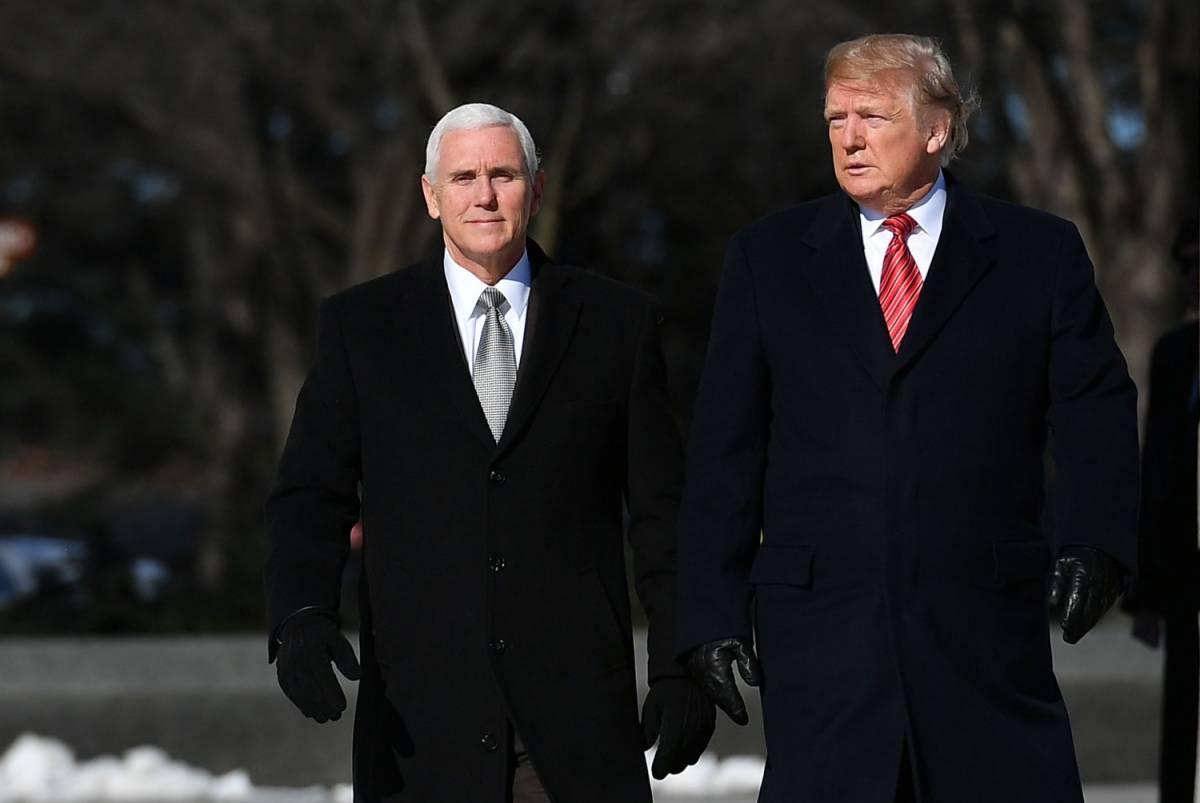 Sosta al King Memorial solo per 90 secondi: polemica contro Trump