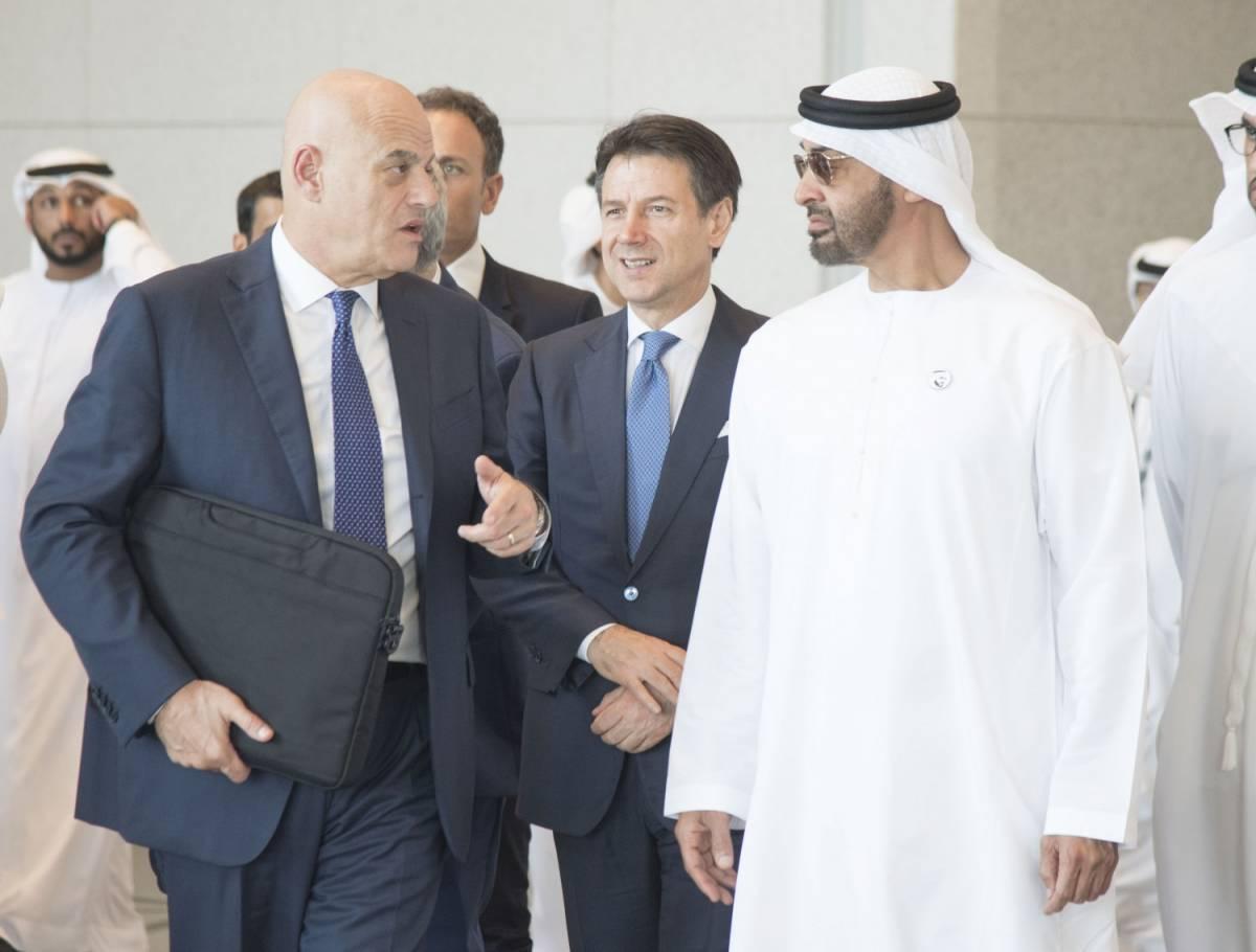 Maxi accordo tra Eni ed Emirati Arabi
