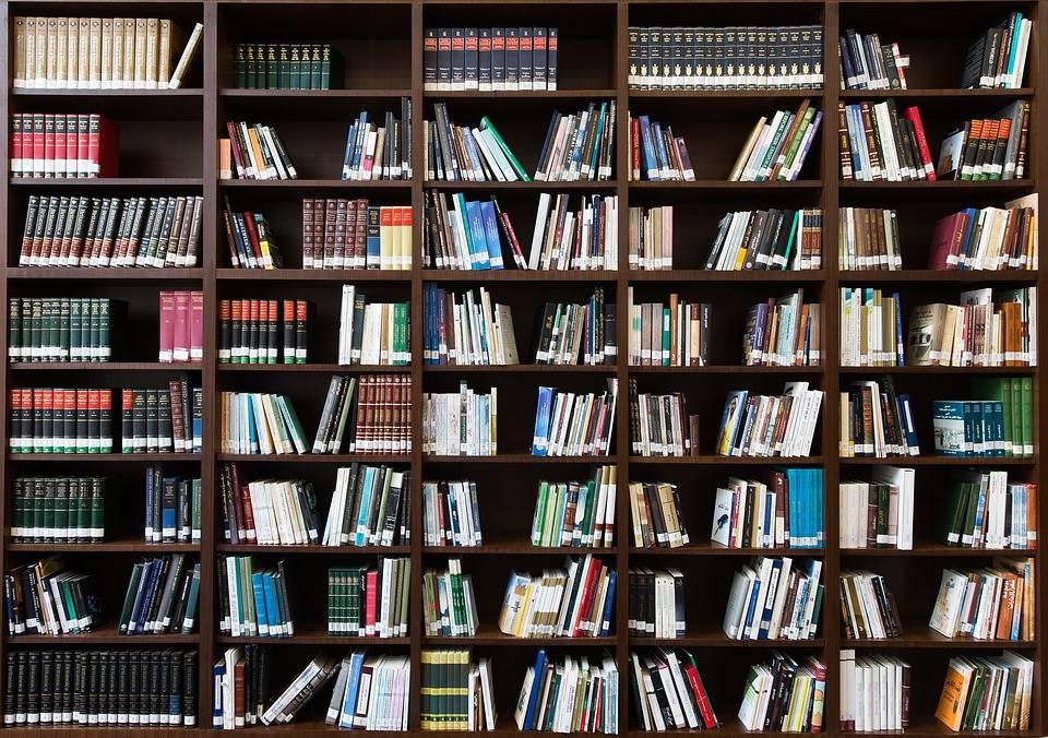 Anche i libri vanno in quarantena