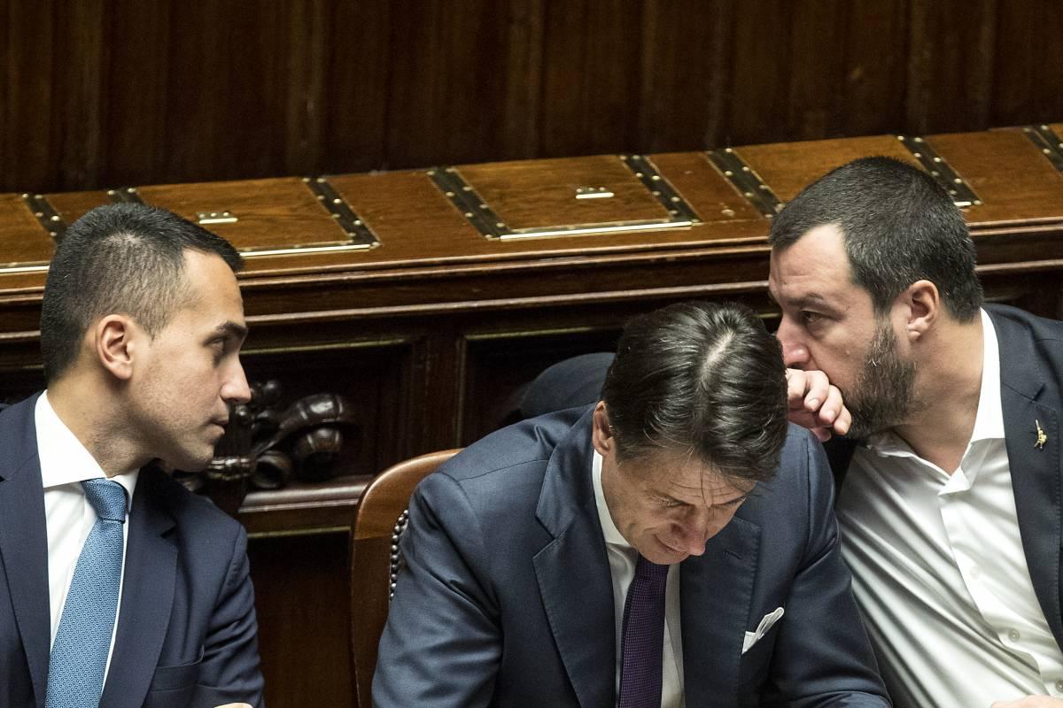 """Salva Roma, governo nel caos. Ira di Conte su Salvini: """"Non siamo tuoi passacarte"""""""