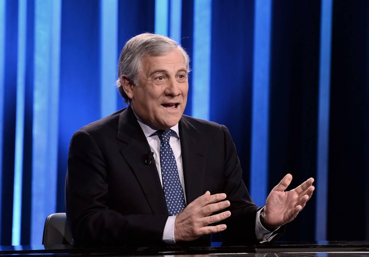 """Libia, l'allarme di Tajani: """"Si rischia nuova crisi migratoria"""""""