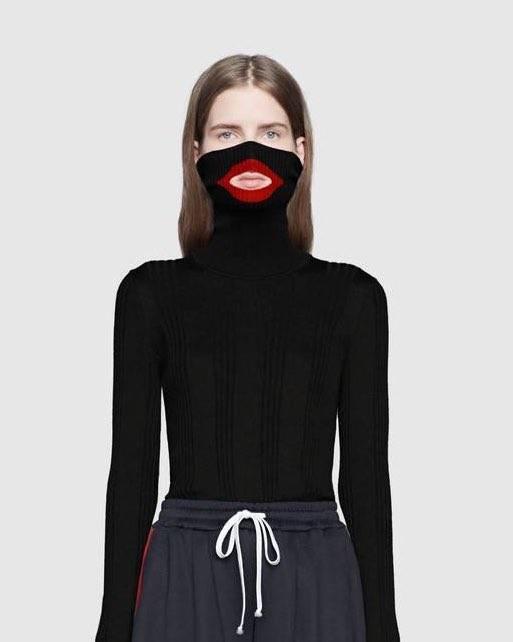 Razzismo, Gucci costretta a ritirare un maglione dal mercato
