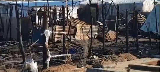 """Migrante muore in baraccopoli Salvini: """"Preferiscono degrado"""""""