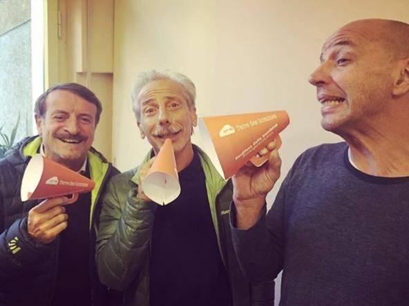 Aldo, Giovanni e Giacomo: nessuna rottura, pronto il nuovo film