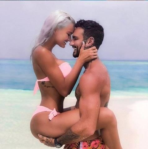 Mercedesz Henger lascia Lucas Peracchi e si sfoga su Instagram
