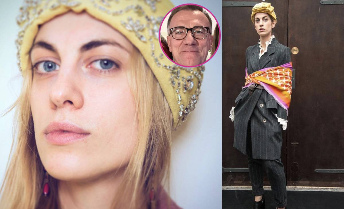 Matilde Cucuzza debutta nel mondo dell'alta moda