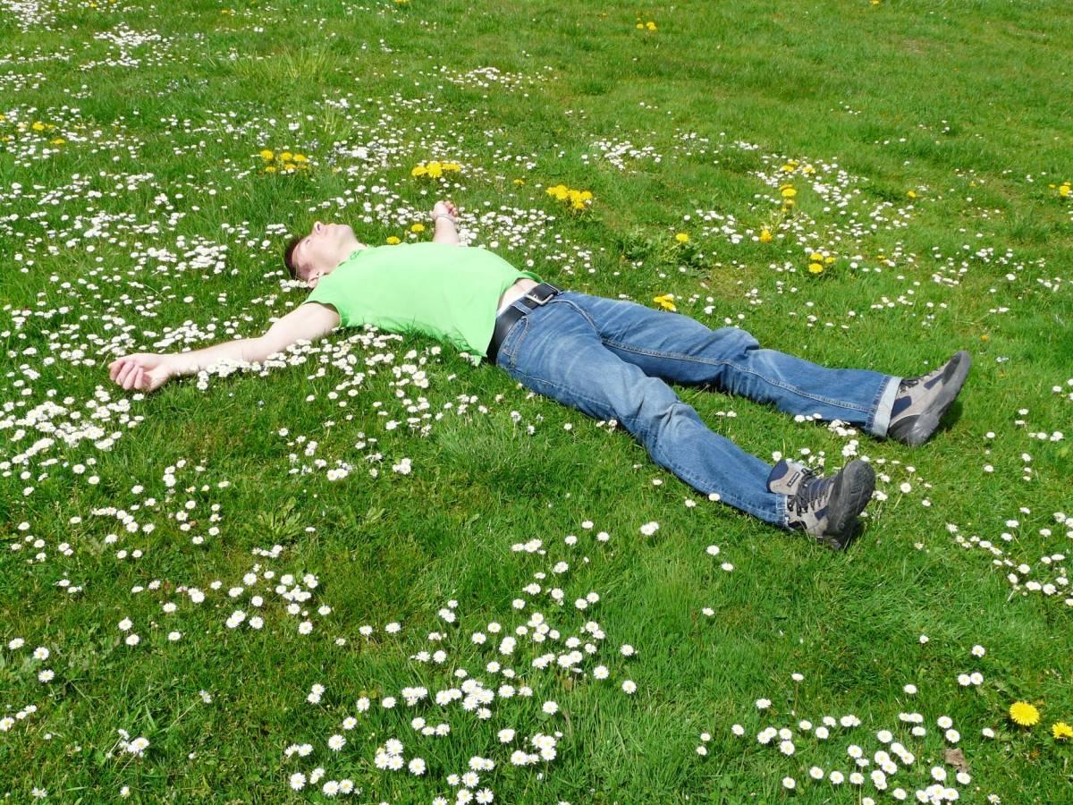 Come combattere la stanchezza primaverile