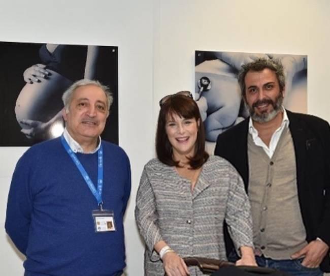 Lorena Bianchetti torna in televisione a dieci giorni dal parto