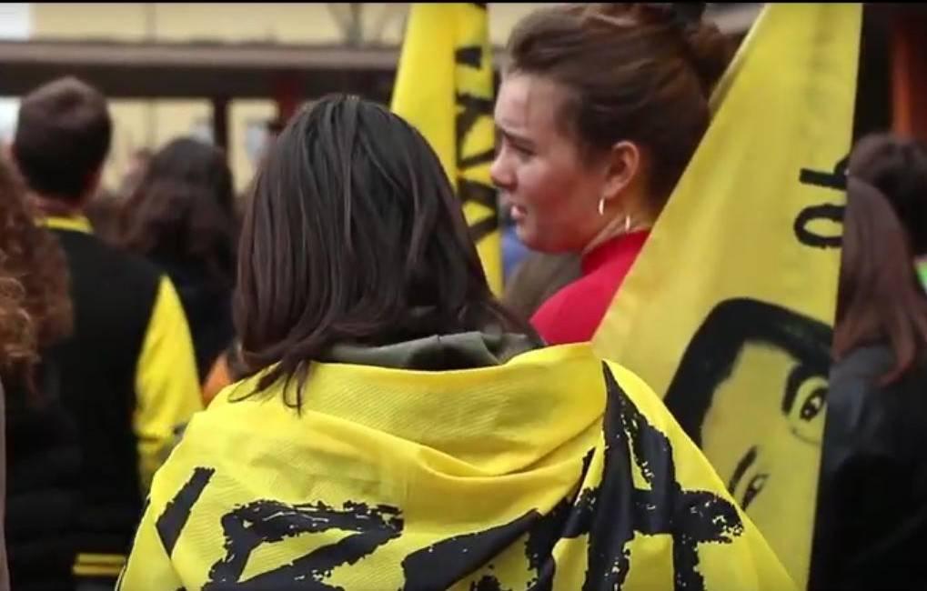 """Palermo, incendiata l'auto di un'attivista antimafia di """"Libera"""""""