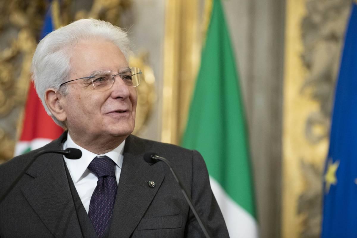 Mattarella congela la crisi Stop a elezioni anticipate