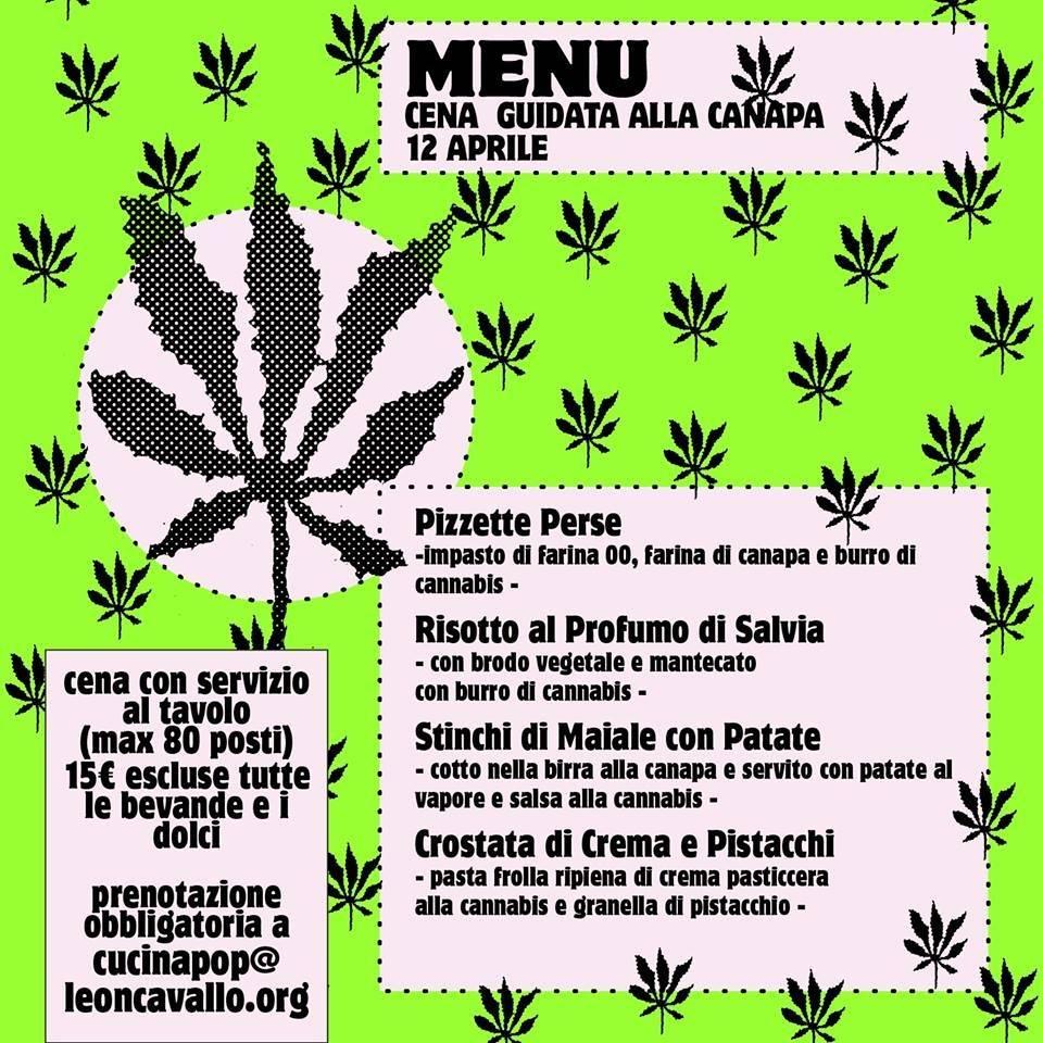 Alcol e cene a base di cannabis: così gli abusivi fatturano in nero