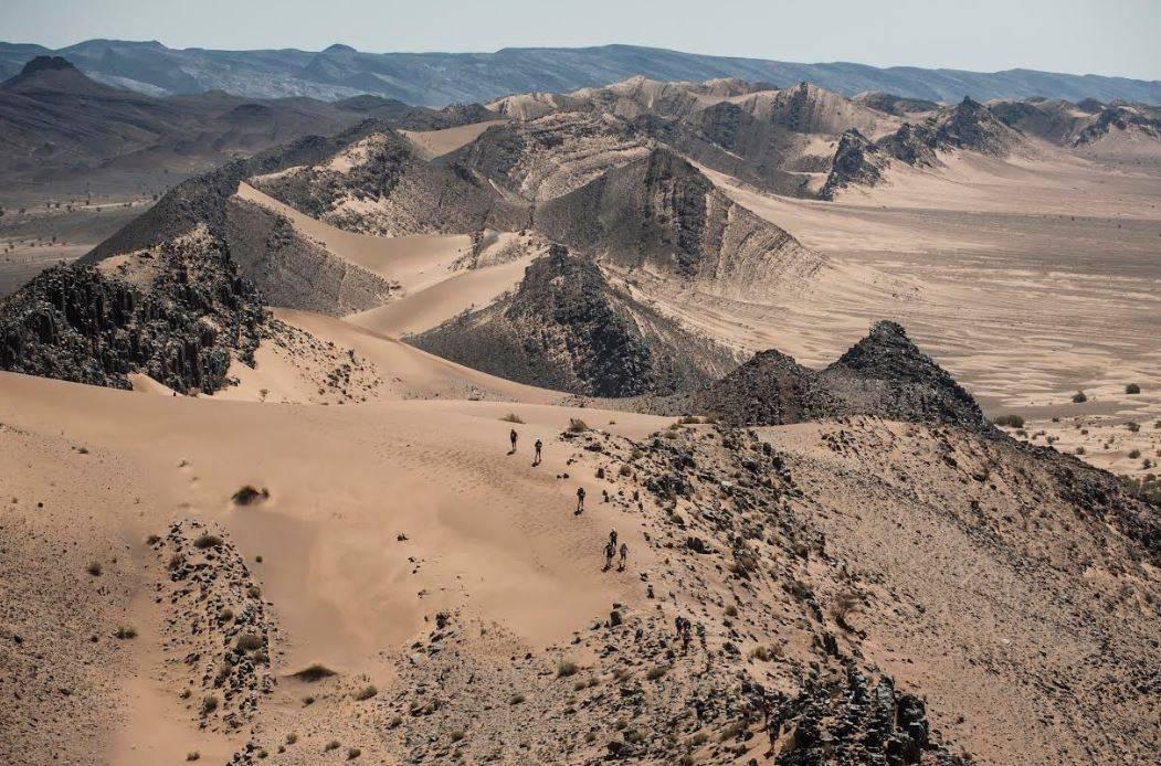 Tre milanesi sfidano il Sahara nella Maratona delle sabbie