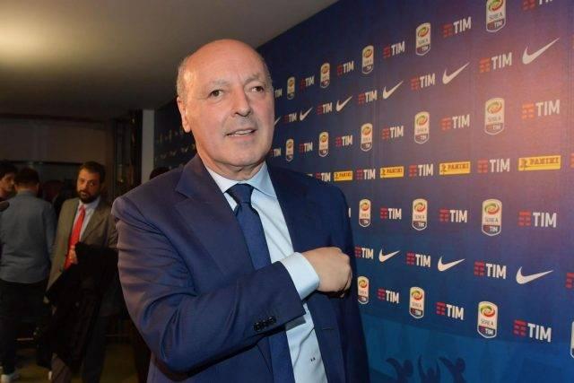 """Inter, Marotta: """"Sono preoccupato, la situazione andava gestita meglio"""""""