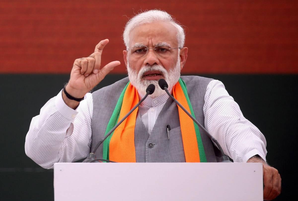 India, la promessa di Modi: via l'autonomia al Kashmir