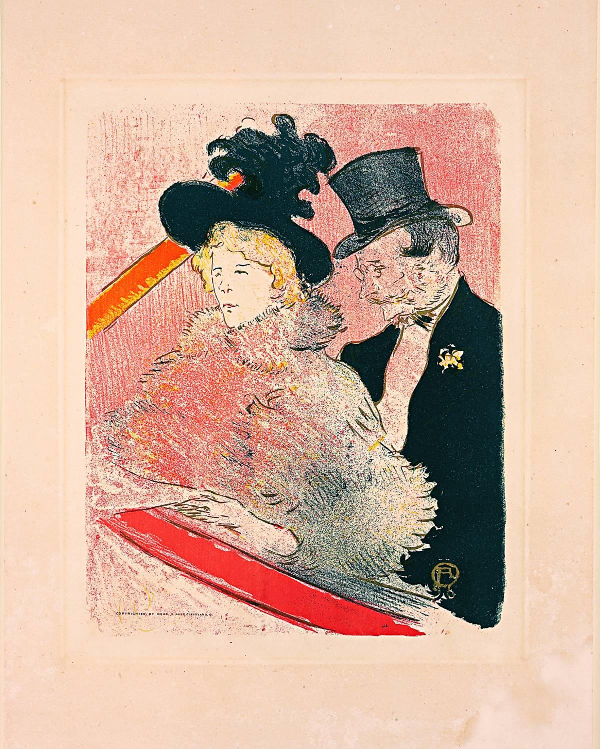 La Belle Époque di Lautrec porta Parigi alla Villa Reale