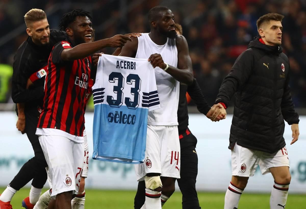 Milan-Lazio da battaglia. L'occasione di un trofeo senza la Signora tiranna