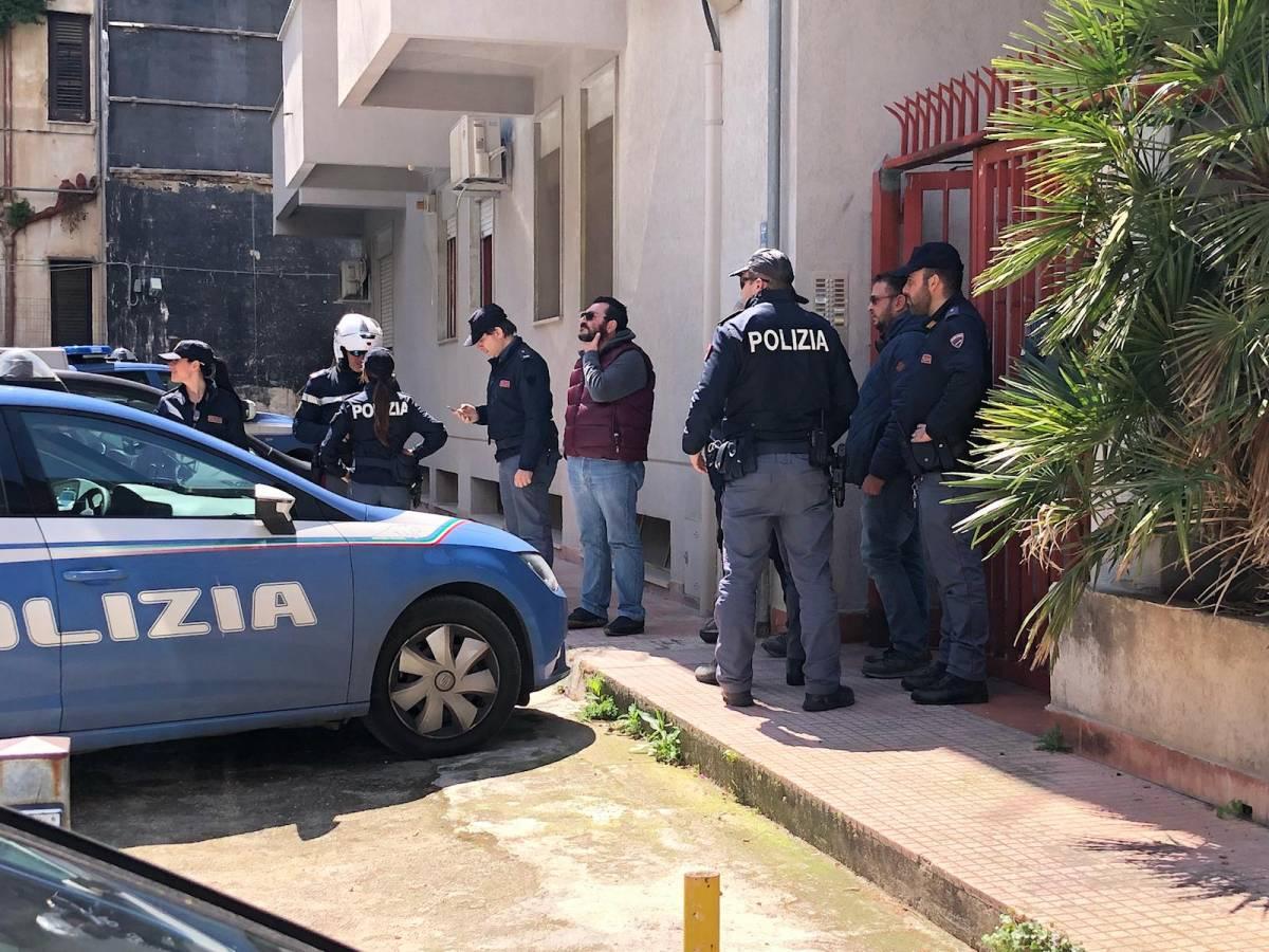 Femminicidio a Palermo, tunisino strangola la compagna. Chiama il 113 e si consegna