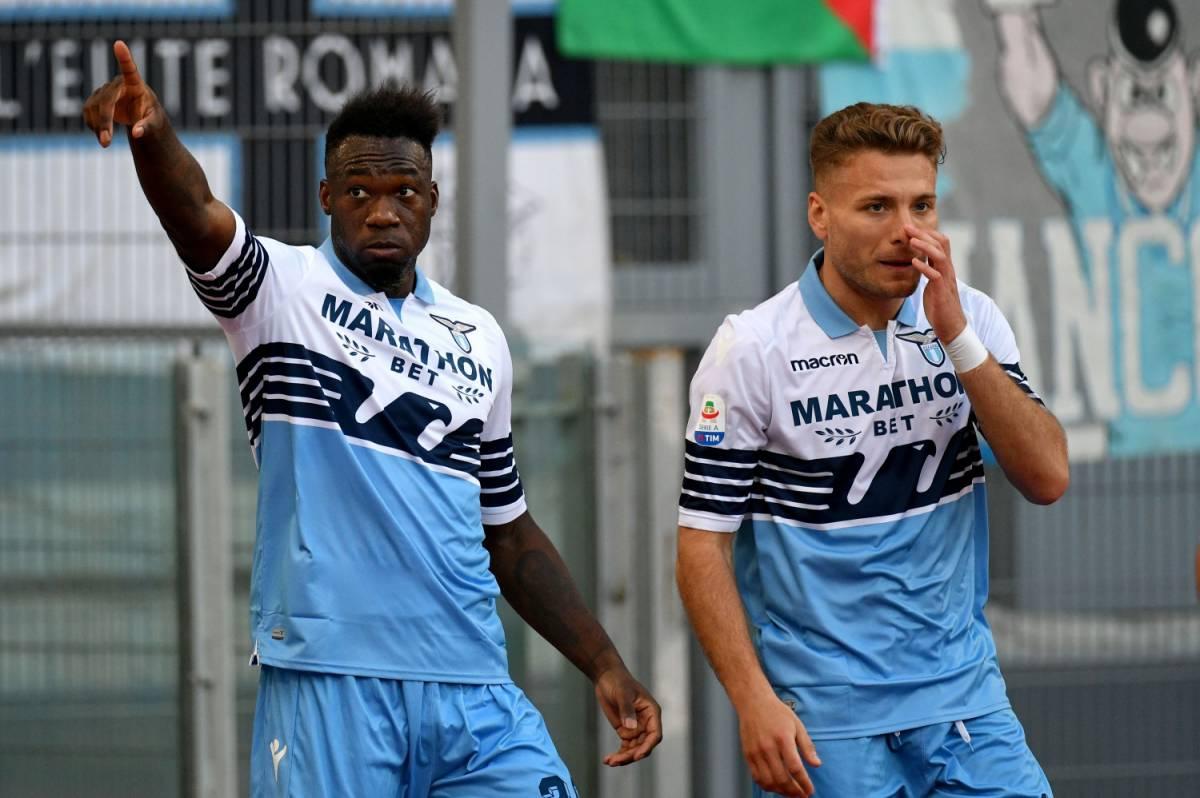 La Lazio liquida 2-0 l'Udinese: biancocelesti a meno tre dalla Champions