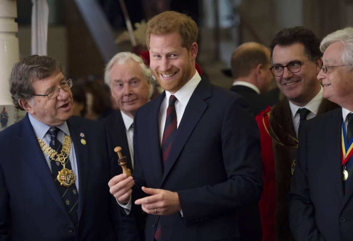 Harry e Meghan sono felici che Baby Sussex non sarà Altezza reale