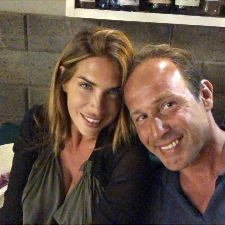 Veronica Maya sposa il marito per la terza volta