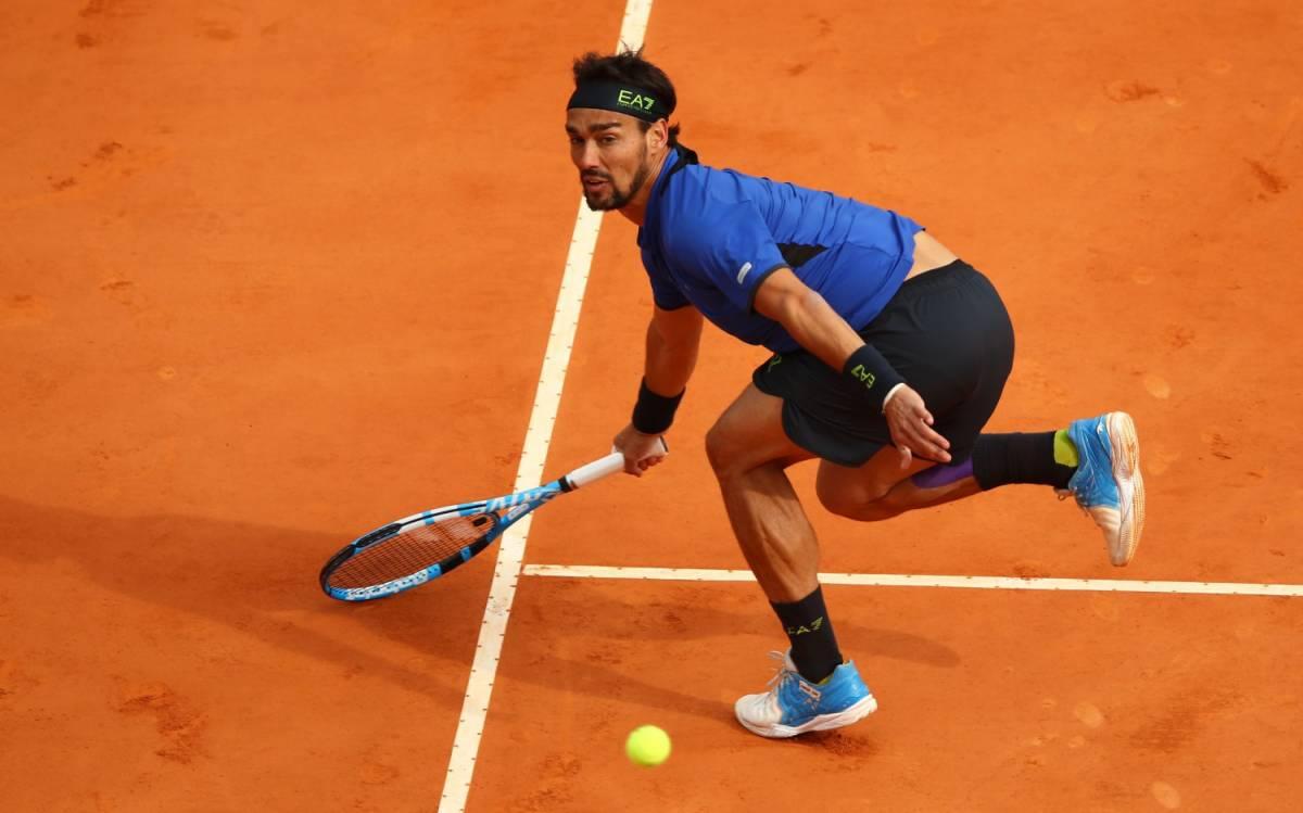 Tennis, Fognini superbo contro Nadal: l'azzurro vola in finale a Montecarlo