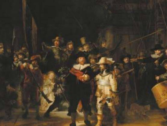 Rembrandt, che si dipinse senza vanità e con ironia