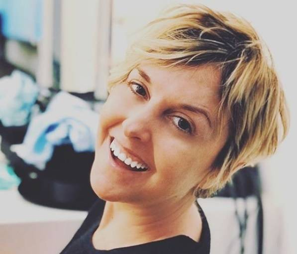 Nadia Toffa in ospedale per la chemioterapia