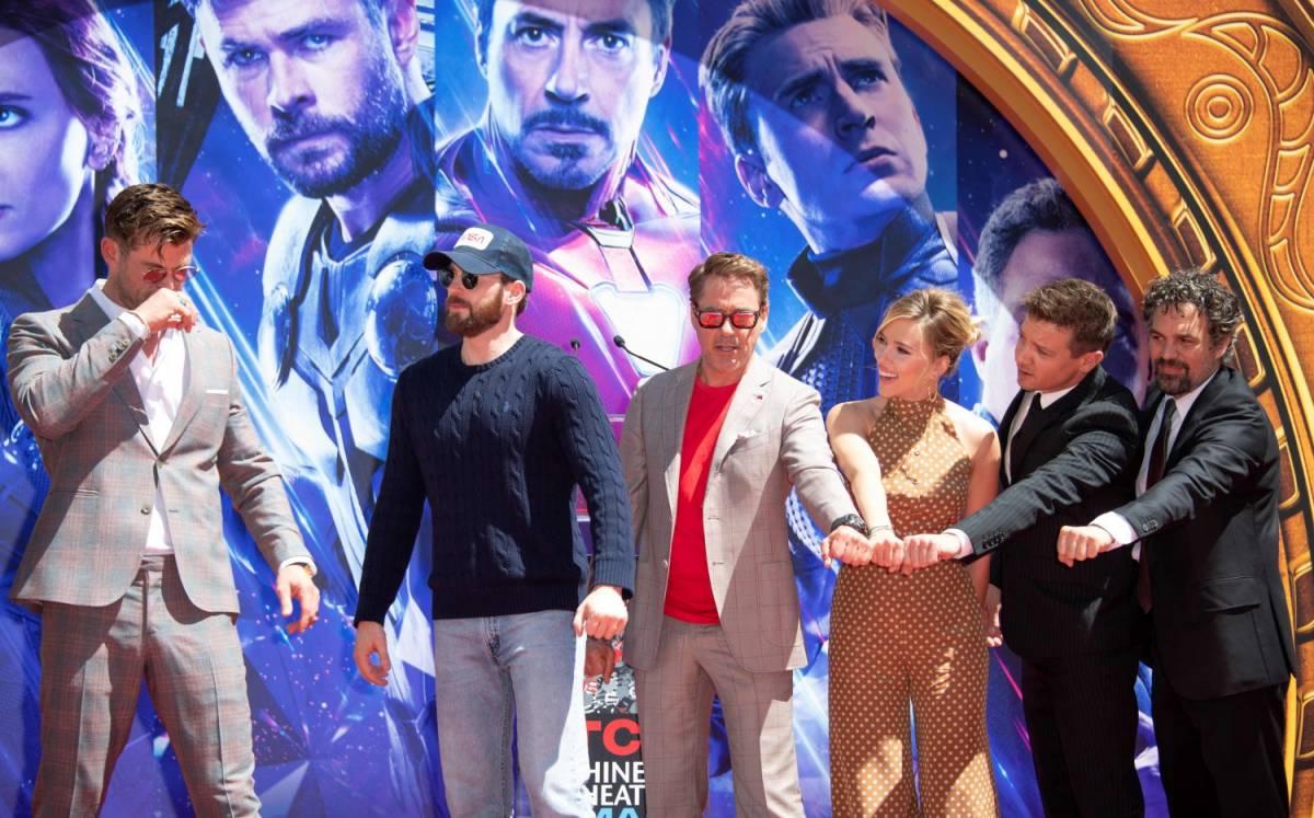 """""""Avengers"""" sconfigge tutti: secondo posto storico al box office"""