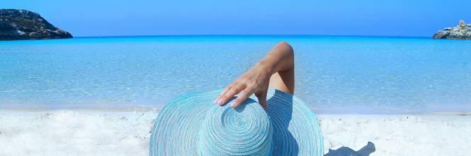 Prendere troppo sole senza protezione fa male ai vasi sanguigni