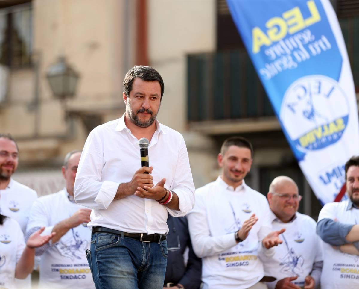 """Salvini ora evoca lo strappo: """"La gente mi chiede di rompere col M5s"""""""
