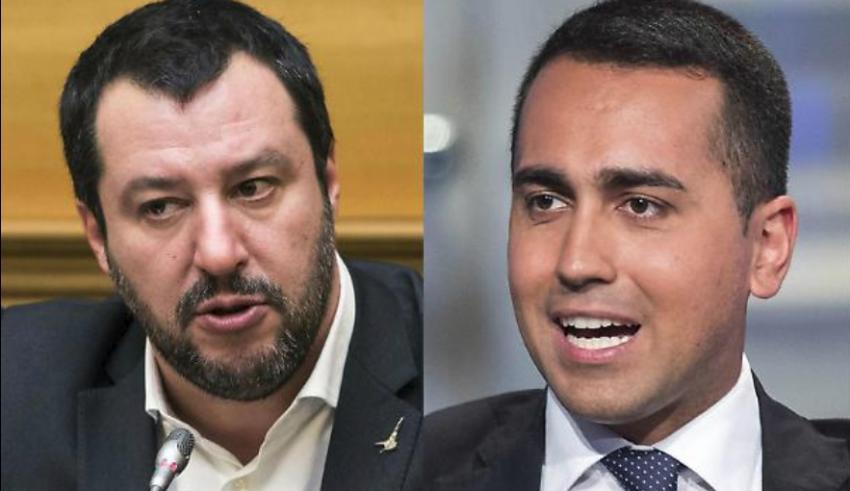 """""""Dialogo interrotto"""", Di Maio e Salvini viaggiano separati"""