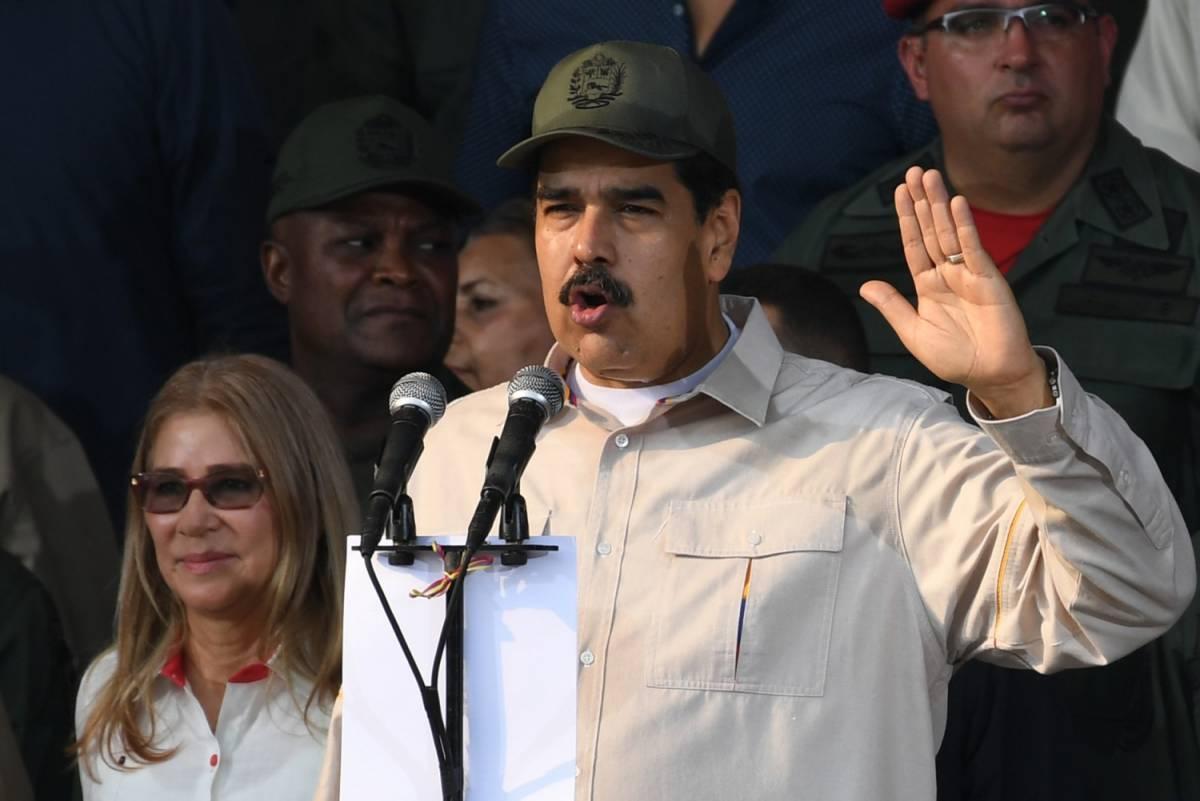 Venezuela, nuove sanzioni Usa contro Nicolas Maduro