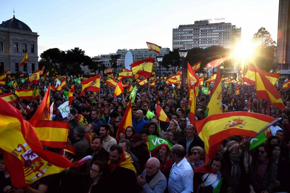 Spagna al voto, rischio ingovernabilità