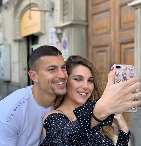 Il fidanzato di Ivana Icardi non teme Onestini