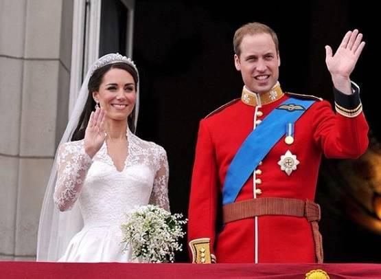 Anniversario di nozze per Kate e il Principe William: cosa è successo in 8 anni