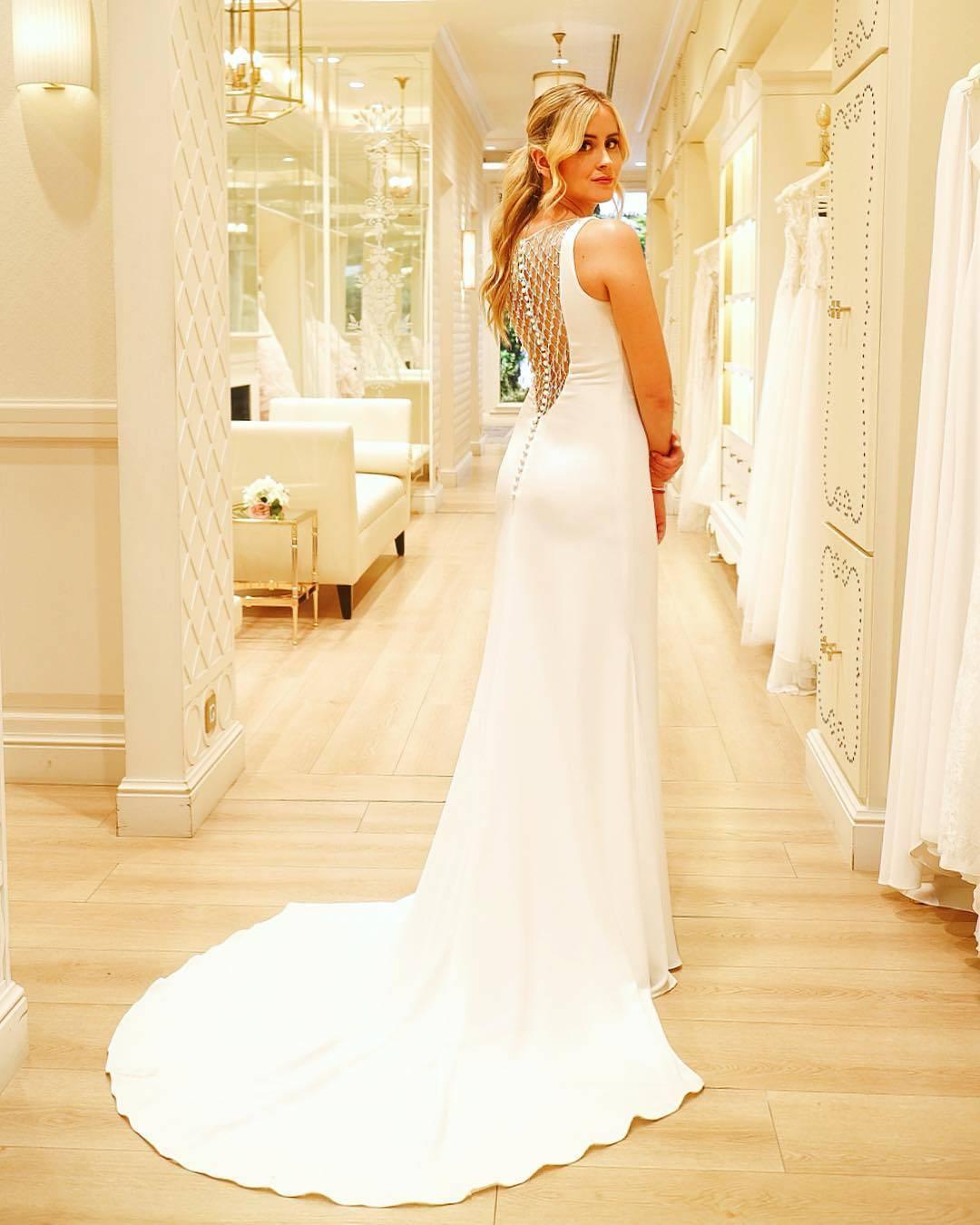 Valentina Ferragni in abito da sposa, matrimonio in vista?
