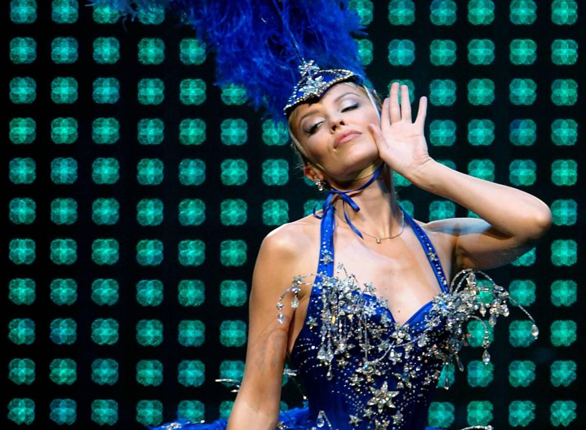 Kylie Minogue, sesso esplosivo con Michael Hutchence