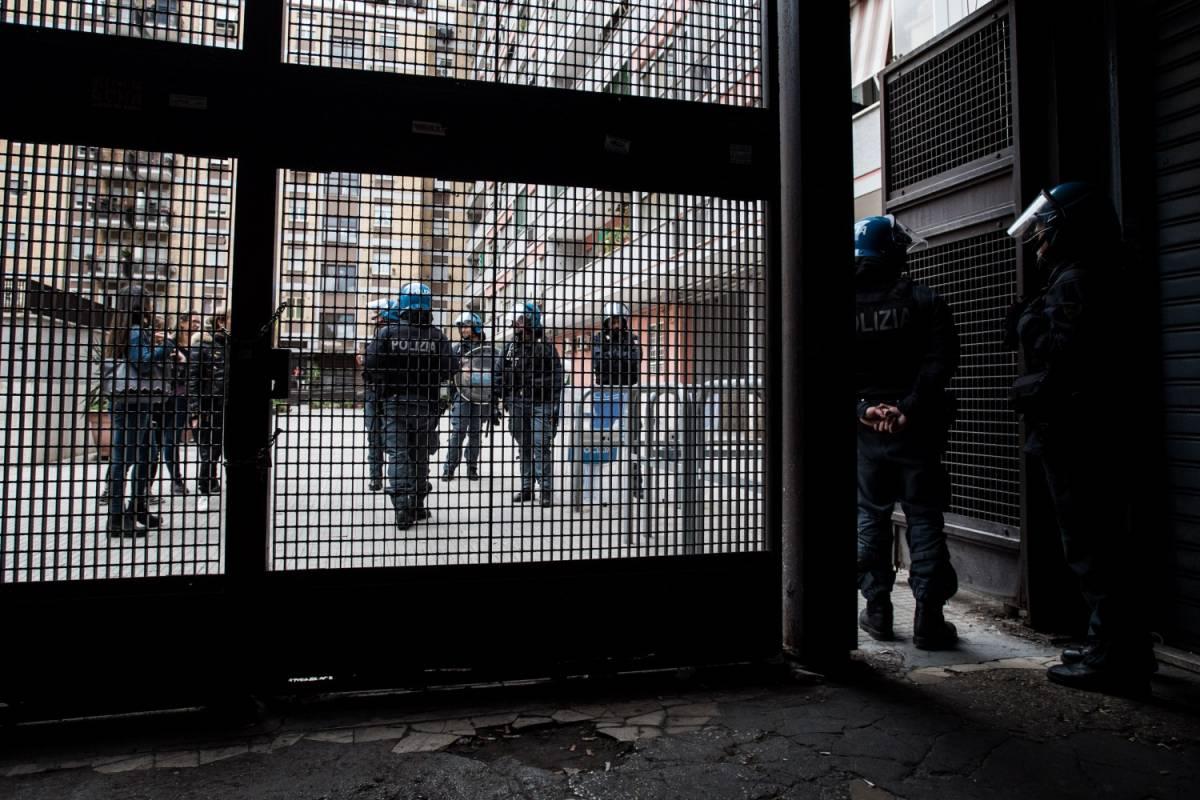 """I rom di Casal Bruciato in Vaticano: """"Siamo islamici ma il Papa ci ha capiti"""""""